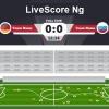 LiveScore Ng - Canlı Skor ve Sonuçları